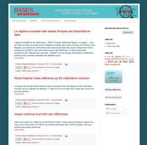 archives de Bases et Netsources sur Bases-netsources.com