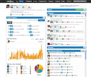 twitonomy module profile
