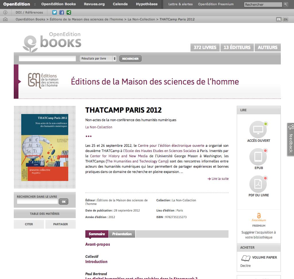 openedition books exemple resultat