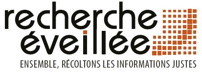Logo et baseline du site Recherche éveillée
