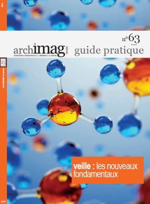 Guide pratique Archimag dédié à la veille
